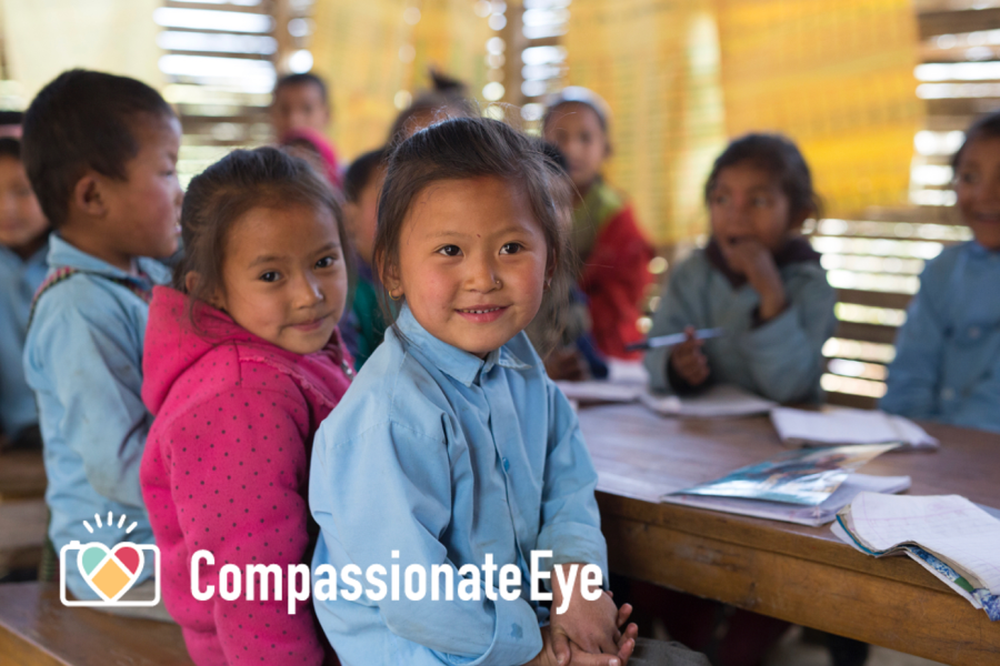 Compassionate Eye Foundation feature